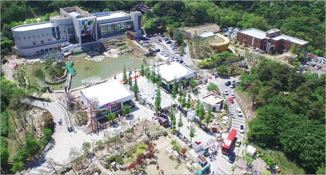 Korea's first ceramics theme park