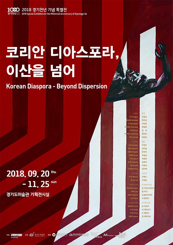 2018 경기천년 기념 특별전 《코리안 디아스포라, 이산을 넘어》