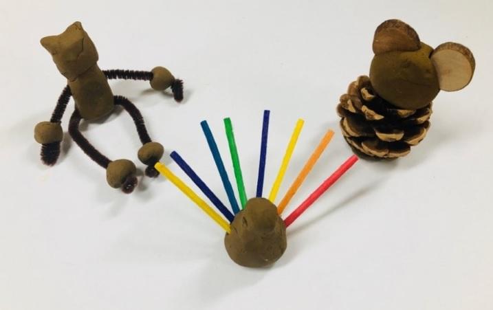 에코 아트 특별 프로그램<흙과 빛 프로젝트> 흙 장난감 만들기