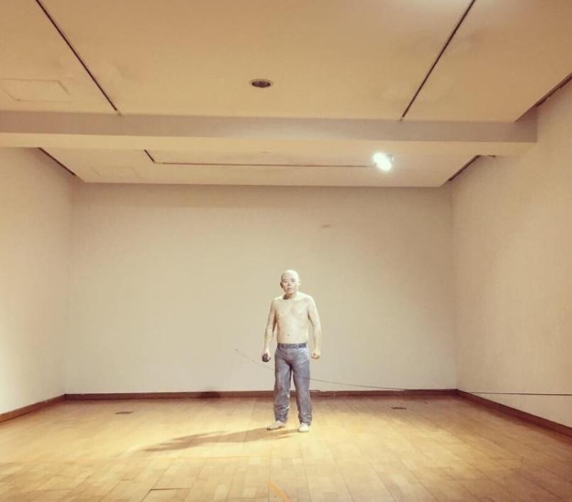 조각으로 표상된 몸[신체]의 미학