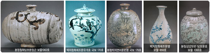 Five Hundred Years of Korean Ceramics from the Joseon Dynasty