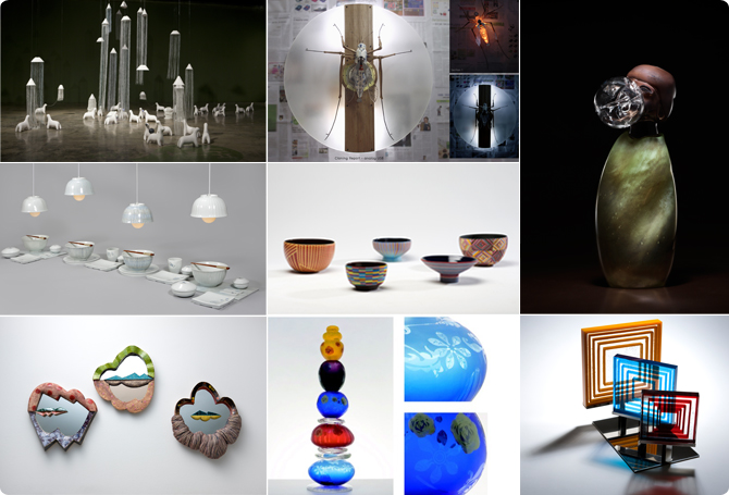 Special Exhibition:CeraMix Living Objet Competition photo